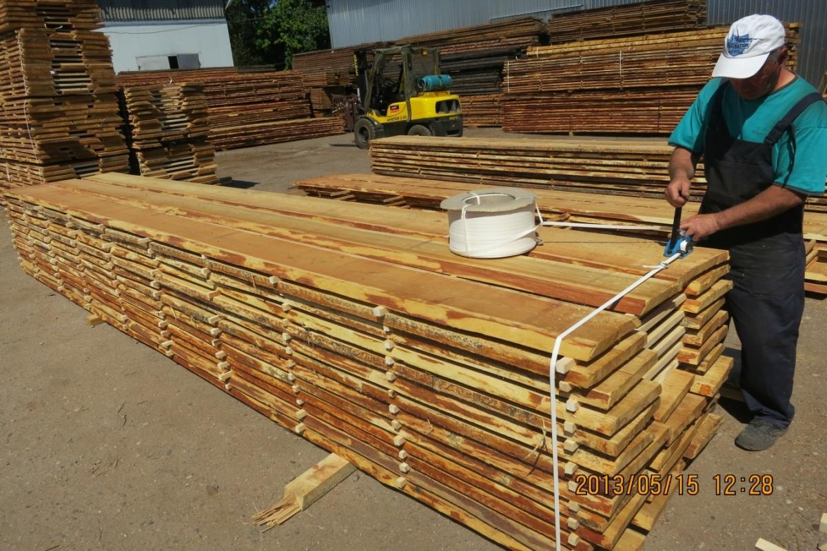 Legno grezzo di larice siberiano | UAB Wood Market